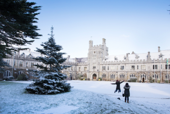 Most beautiful universities in the UK and Ireland